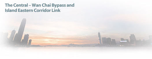 The Central - Wan Chai Bypass and Island Eastern Corridor Link